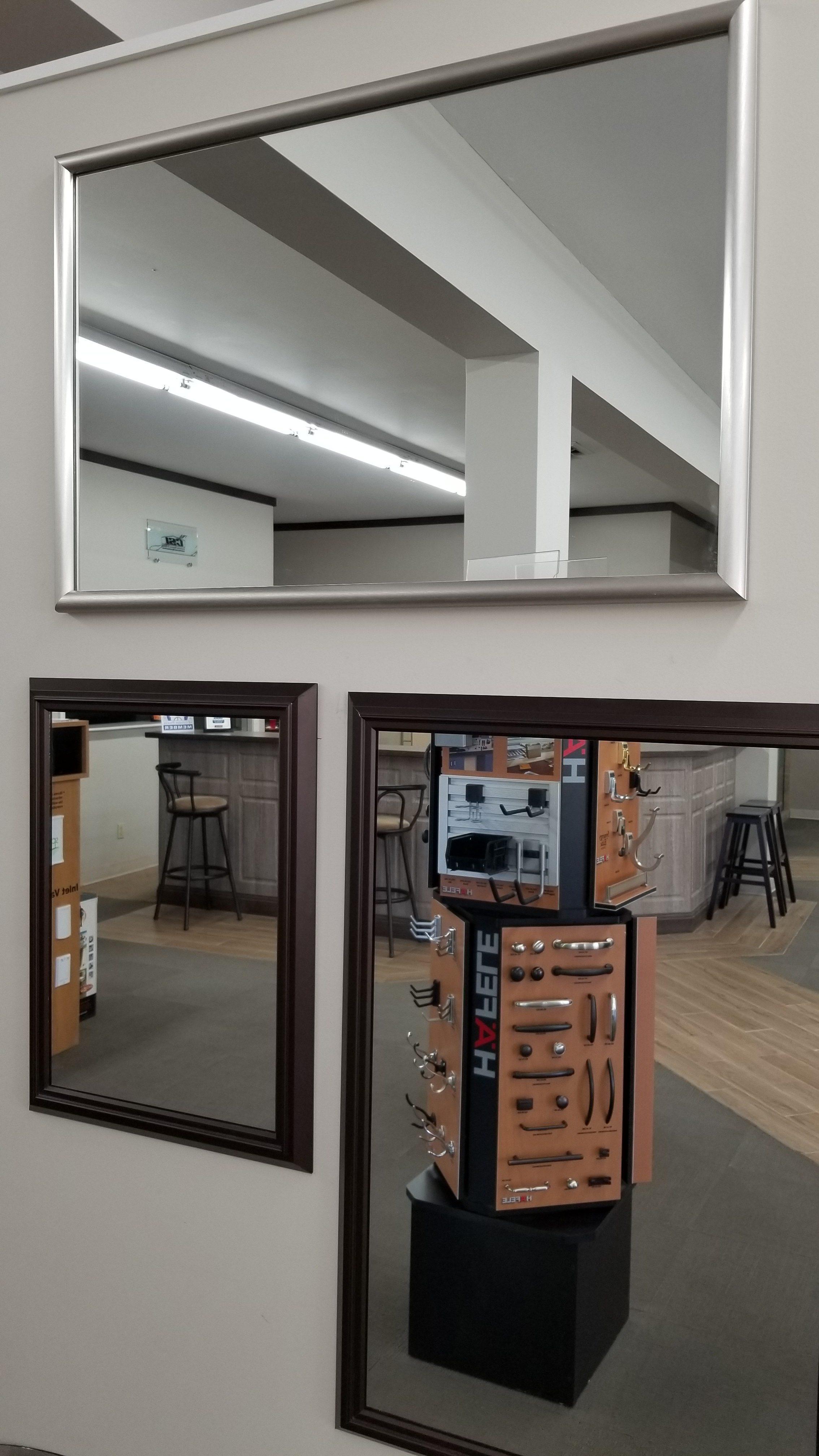 Framed Mirrors