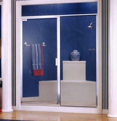 Framed Stik Stall Shower Enclosure