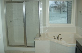 Stik Stall shower enclosure