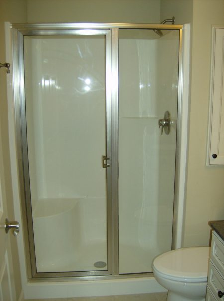 Stik Stall Shower Enclosure